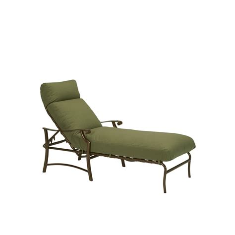 tropitone 721332 montreux ii cushion chaise lounge discount furniture at hickory park furniture