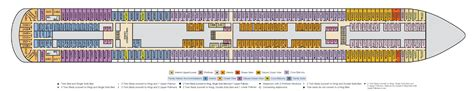 carnival cruise ship vista deck plans 2017 punchaos