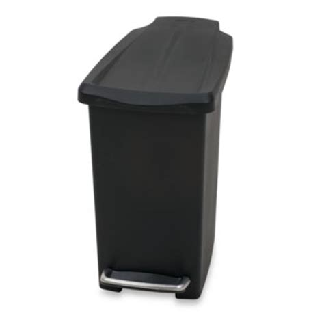 buy simplehuman trash cans from bed bath beyond
