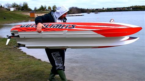Hpr 233 Rc Boat For Sale by Gigantic Powerful Rc Powerboat Speedboat Hpr 233 130 Kmh