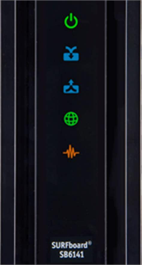 arris modem lights meaning arris motorola sb6141