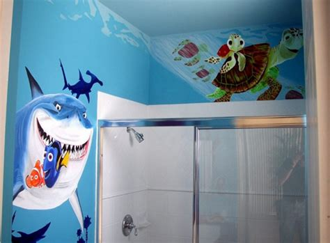 10 finding nemo themed bathroom for house design and decor