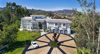 Jake Paul's New $7.4 Million Team 10 House In Calabasas   eXtravaganzi