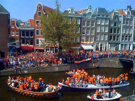 Amsterdam Museum Free Days by Kings Day Amsterdam Festival Go 4 Travel Blog