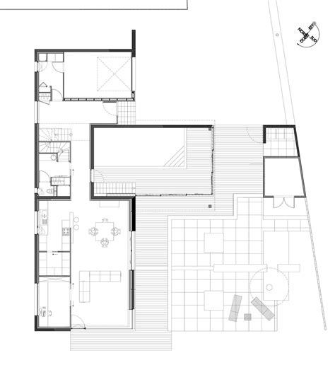maison contemporaine avec piscine int 233 rieure apla architectes