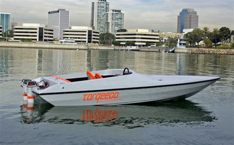 Fast Boat Electric by Electric Boating Now Or Never