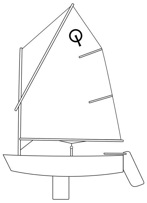 Optimist Zeilboot by Optimist Zeilboot Wikipedia