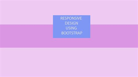 Bootstrap Full Page Background Color