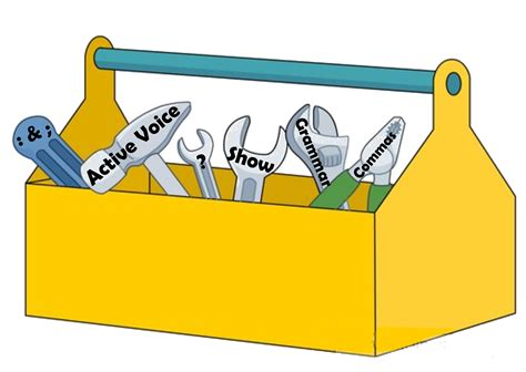 Upcoming Workshop The Writer's Toolbox « Christchurch Writers' Guild