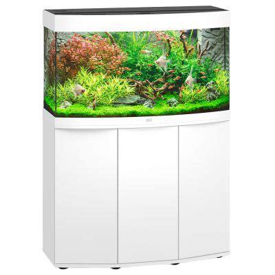 juwel vision 180 led blanc 180 litres ensemble aquarium meuble zone aquatique