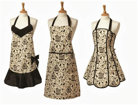 Bird Cage Bow Vintage-style Apron-review-a Glug Of Oil