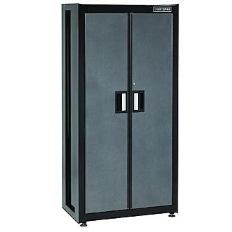craftsman premium heavy duty floor cabinet all shelves