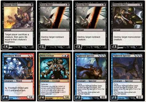 magic the gathering adventures standard pre theros grixis deck