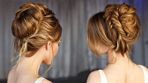 Elegant Wedding Updo Prom Hairstyles Hair Tutorial Everyday Haircut Ideas Shaggy Dog Hairstyles Jennifer Lawrence Hair Short 2013 To Cover Gray Kid Haircuts Richmond Ky Prom Generator Reception Pictures In Tamilnadu Thin Follicles