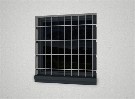 Fenstergitter Nach Maß Online Kaufen  Bogner Metall