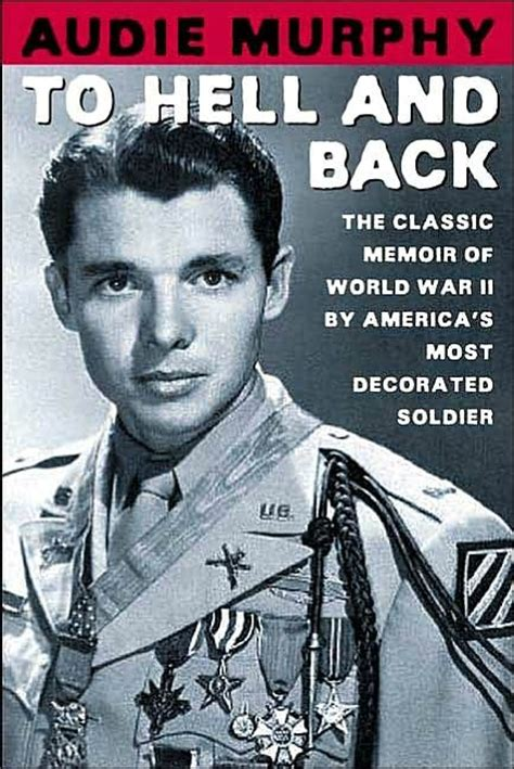autobiography of real audie murphy most
