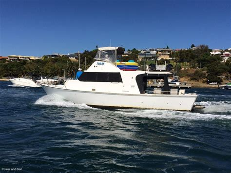 Boats Online Wa Perth by Randall Flybridge Cruiser Power Boats Boats Online For