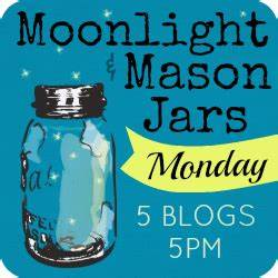 Moonlight & Mason Jars Link Party #8