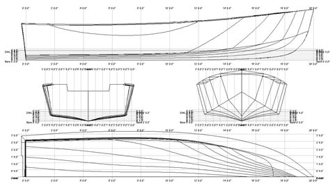 Sailing Catamaran Design Theory by Hull Drawing Center Related Keywords Suggestions Hull