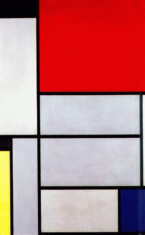 Piet Mondrian by Tableau I 1921 Piet Mondrian Wikiart Org