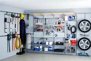 Regal Für Garage : regal garage garagenordnungssystem garageneinrichtung elfa regalsystem garage ~ Markanthonyermac.com Haus und Dekorationen