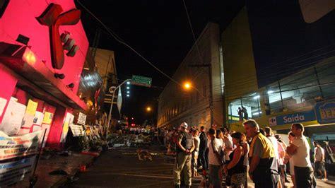 Boate Quatro Por Quatro No Rio De Janeiro by Boate Kiss Chega A 239 N 250 Mero De Mortos Blog Do Anderson