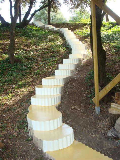 peindre un escalier ext 233 rieur en b 233 ton