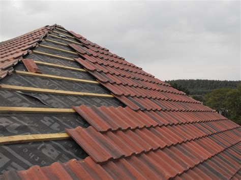 ReRoofs and New Roofs on Tiled and Slate Roofs Roofing