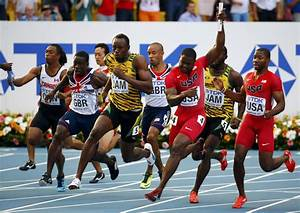 Canada wins bronze in 4x100-metre relay after Britain ...