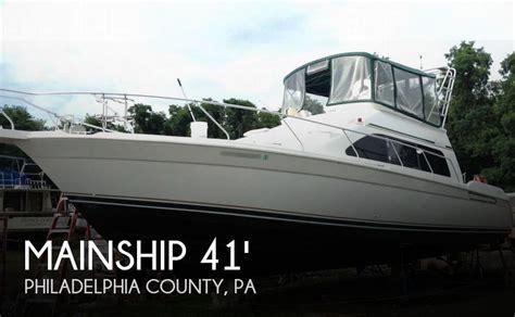 Mainship Boats For Sale Ohio by Mainship 40 Sedan Bridge Boats For Sale Boats