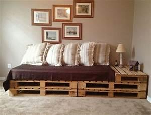Bauanleitung Paletten Sofa : sofa aus paletten 42 wundersch ne bilder ~ Markanthonyermac.com Haus und Dekorationen