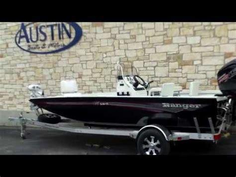 Ranger Aluminum Boats Youtube by Ranger Rb 190 Center Console Aluminum Boat Youtube