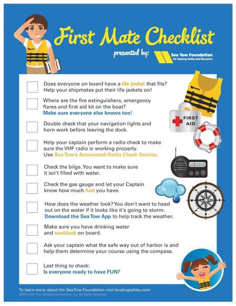 Boating Safety Jobs by Boating Safety With Sea Tow Mc Sponsored The Mom Maven