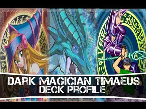 yugioh magician the eye of timaeus deck profile
