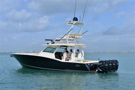 Offshore Sportfishing Boats by Most Popular Saltwater Fishing Boats Sport Fishing Magazine