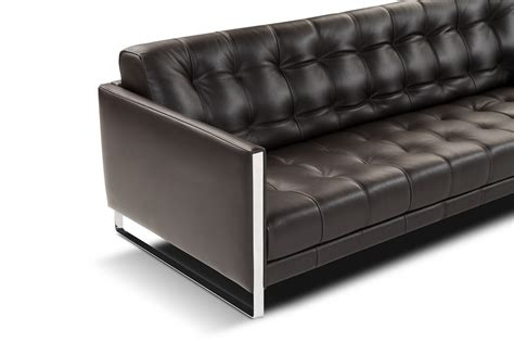 Nicoletti Italian Leather Sofa by Juliet Premium Italian Leather Sofa By Nicoletti Italy Buy