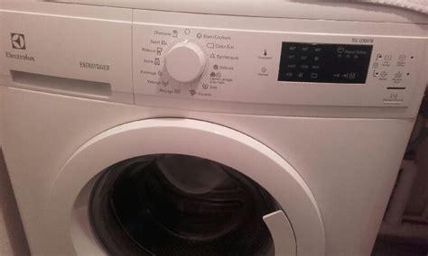 forum tout electromenager fr machine electrolux lave linge ewp1272tdw qui bise