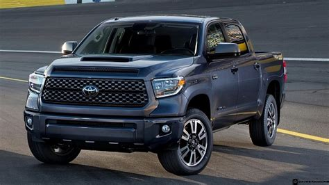 2019 Toyota Tundra Diesel Release Date And Specs Toyota