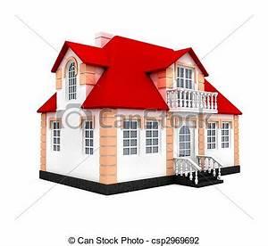 Icon Haus Preise : clipart von haus modell freigestellt 3d new haus freigestellt csp2969692 suche ~ Markanthonyermac.com Haus und Dekorationen