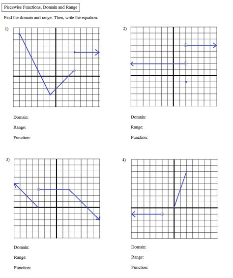 Collections Of Math Functions Worksheet,  Easy Worksheet Ideas