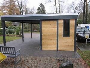 Aluminium Carport Mit Abstellraum : carports holz modern type ~ Markanthonyermac.com Haus und Dekorationen