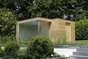 Gartenhaus Modernes Design : design gartenhaus moderne gartenh user schicke gartensauna bausatz ~ Markanthonyermac.com Haus und Dekorationen