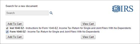 irs forms by mail how to get federal income tax forms by mail