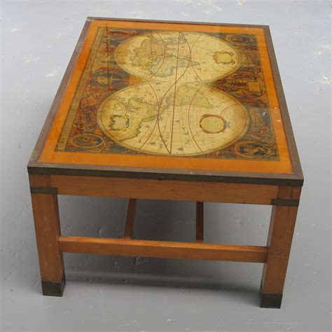 Art Furniture Old World Rectangular Coffee Table