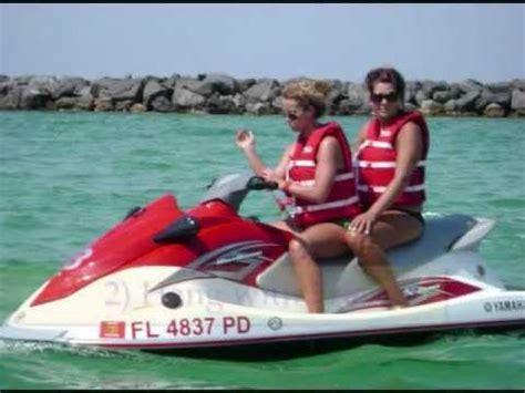 Ski Boat Rental Destin Fl by Destin Florida Boat Rentals Pontoon Rentals And Jet Ski