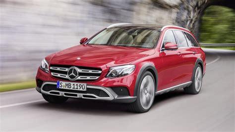 Mercedes-benz Clase E All-terrain, Un Familiar De Corte