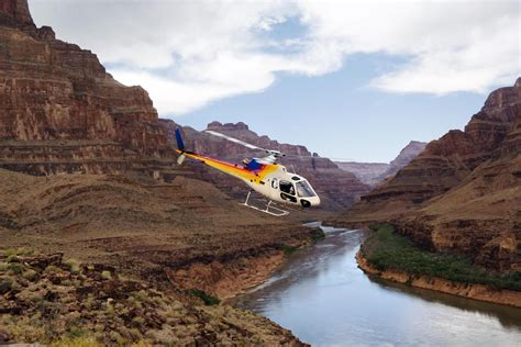 Boat Ride Grand Canyon South Rim grand canyon west rim tour with helicopter and pontoon