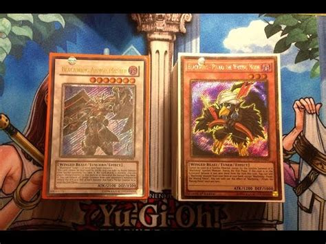 yugioh best blackwing deck profile july 16th 2015 banlist