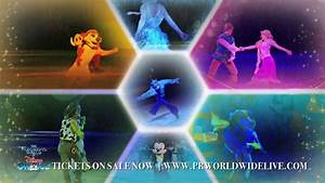 The Wonderful World of Disney On Ice Live In Malaysia ...