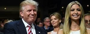 Piégée, la fille de Donald Trump finance involontairement ...